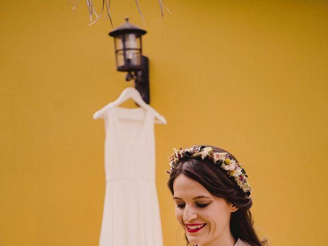 La boda de Capucine y Celia en Caracuel De Calatrava, Ciudad Real 10