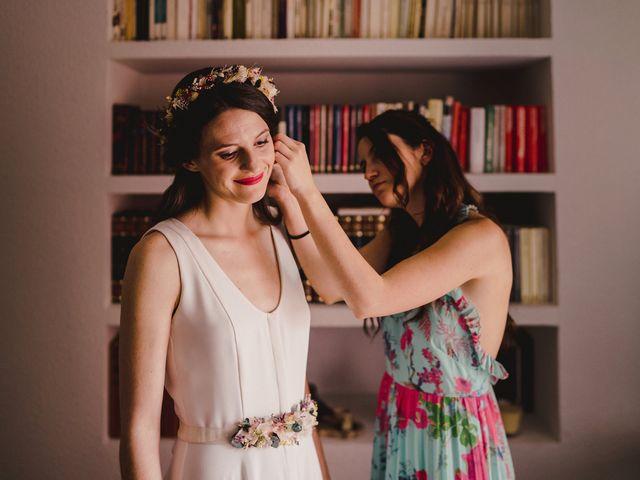 La boda de Capucine y Celia en Caracuel De Calatrava, Ciudad Real 17