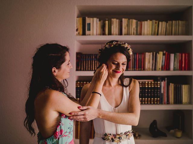 La boda de Capucine y Celia en Caracuel De Calatrava, Ciudad Real 18