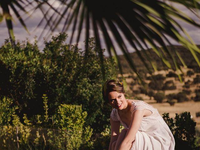 La boda de Capucine y Celia en Caracuel De Calatrava, Ciudad Real 33