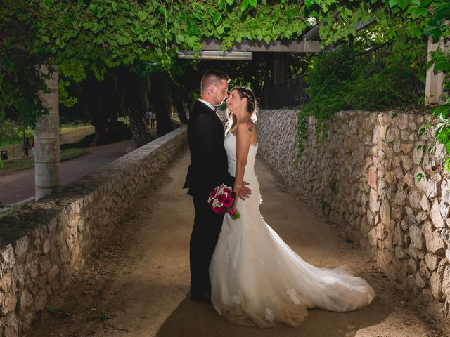 La boda de Tamara y Jonatan