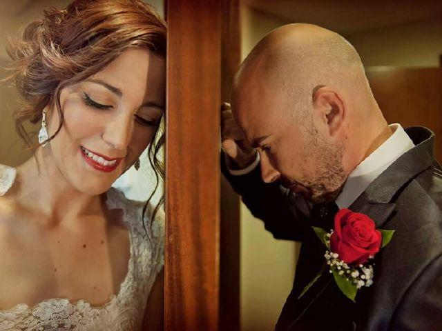 La boda de Rocío y Evas