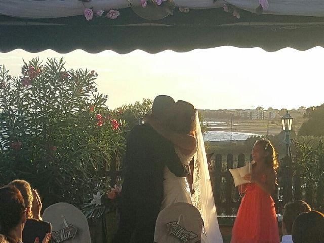 La boda de Tony  y Silvia  en Vilanova I La Geltru, Barcelona 1