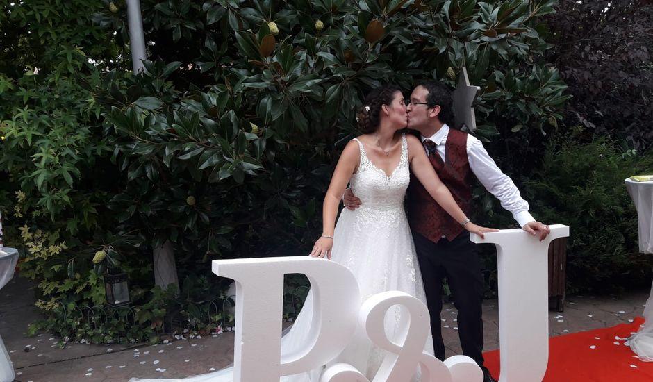 La boda de Javi  y Patricia   en Palau De Plegamans, Barcelona
