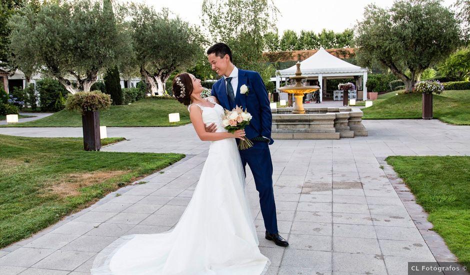 La boda de Jose Antonio y Sumin en Leganés, Madrid