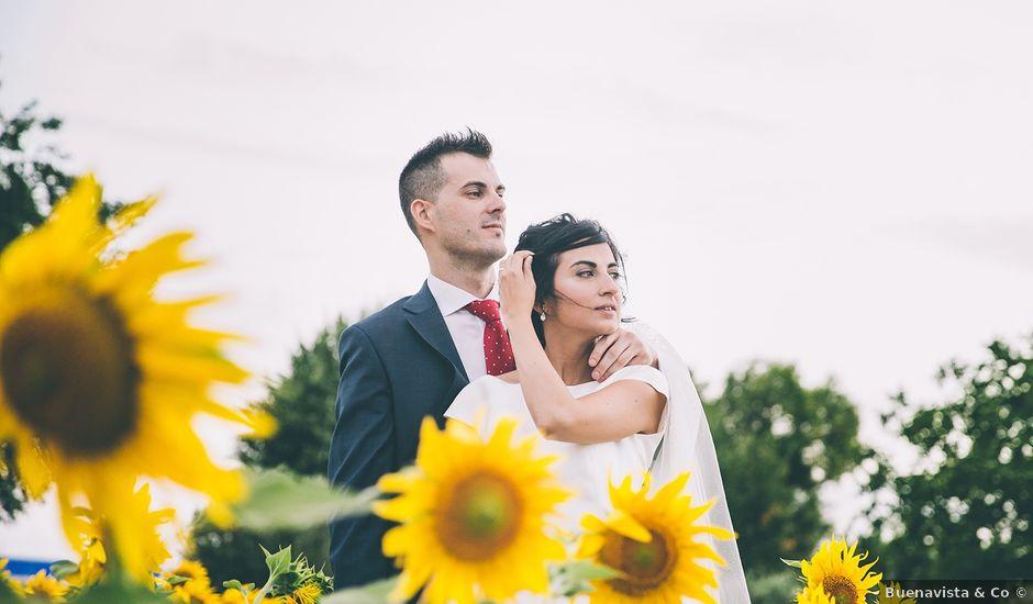 La boda de Alberto y Alicia en Tarancon, Cuenca
