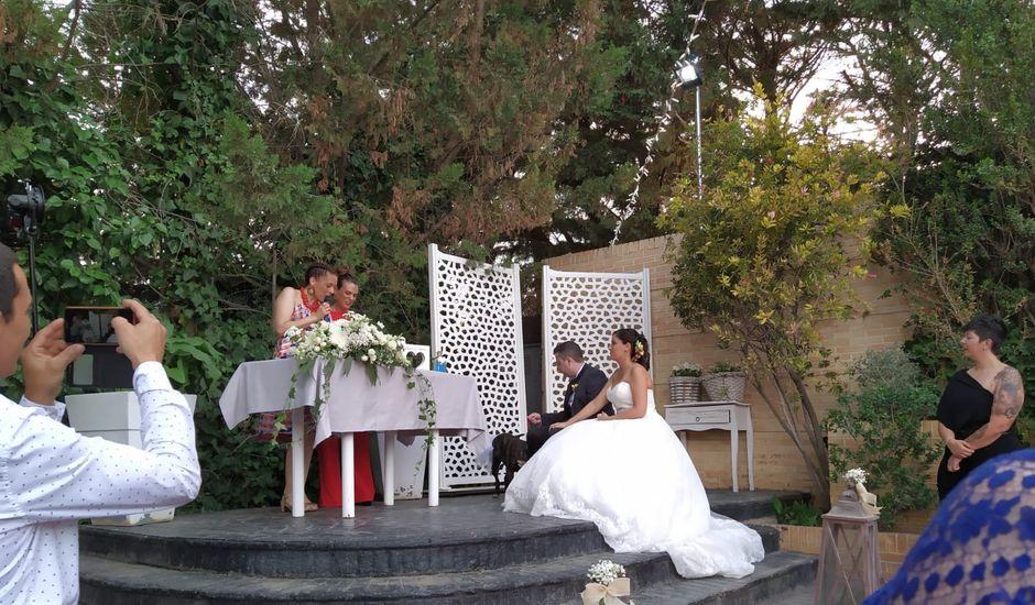 La boda de Marco y Sandra en Zaragoza, Zaragoza