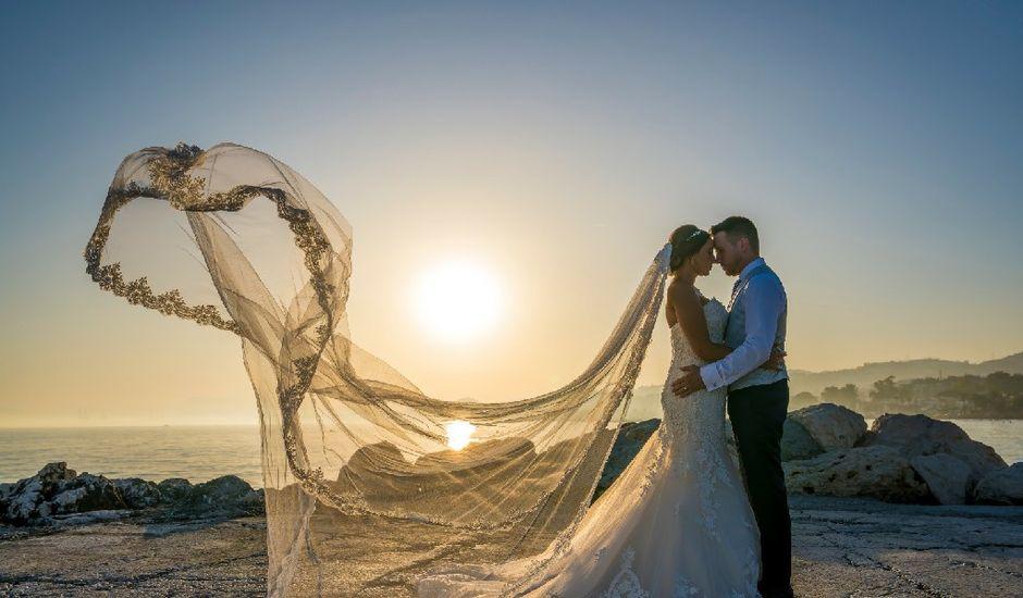 La boda de Luis y Cristina  en Málaga, Málaga