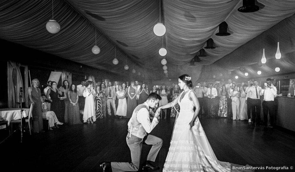 La boda de Emilio y Iria en Soutomaior, Pontevedra