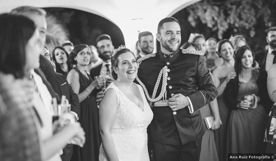 La boda de Rafa y Sara en Pozoblanco, Córdoba