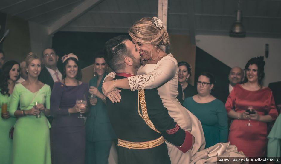 La boda de Javier y Laura en Quintana De La Serena, Badajoz