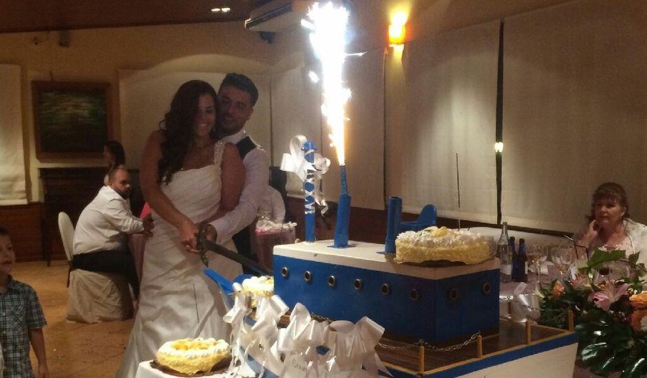 La boda de Tony  y Silvia  en Vilanova I La Geltru, Barcelona