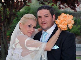La boda de Ana María y Ventura