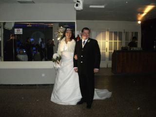 La boda de Antonio y Margarita
