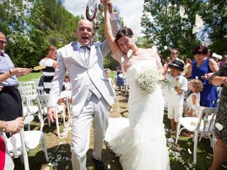 La boda de Maria y Jose