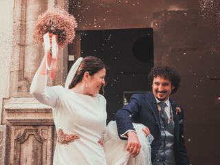 La boda de Nani y David