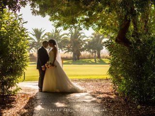 La boda de Aynara y Mario