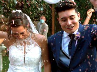 La boda de Dani y Alba