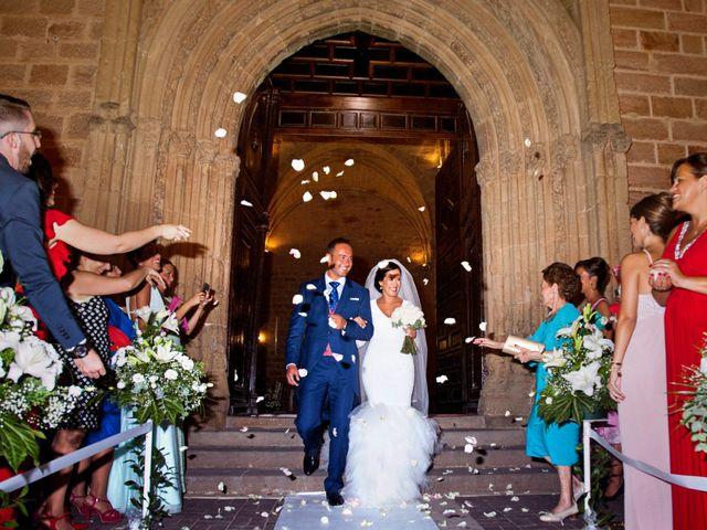 La boda de Isabel y Adolfo