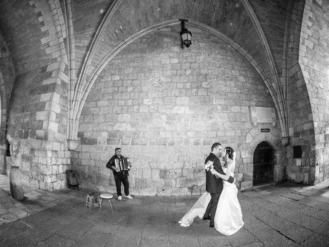 La boda de David y Silvia en Burgos, Burgos 20
