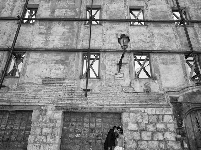 La boda de David y Silvia en Burgos, Burgos 24