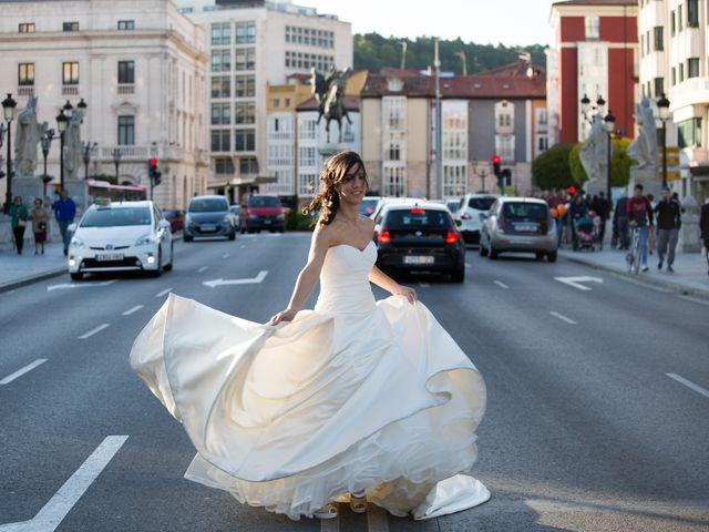 La boda de David y Silvia en Burgos, Burgos 28