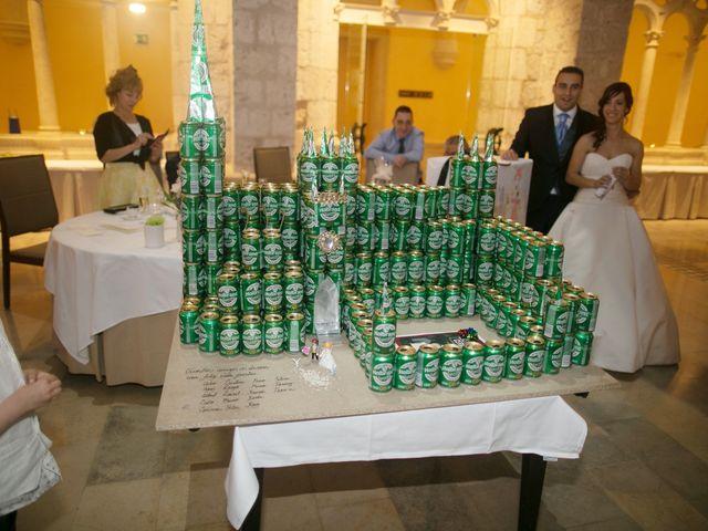 La boda de David y Silvia en Burgos, Burgos 32