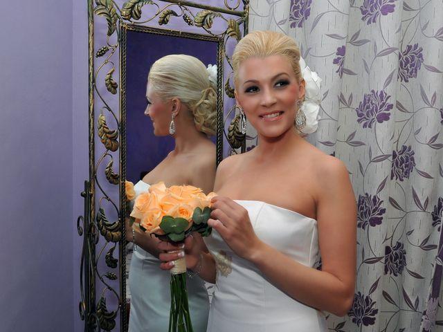 La boda de Ventura y Ana María en Orellana La Vieja, Badajoz 7
