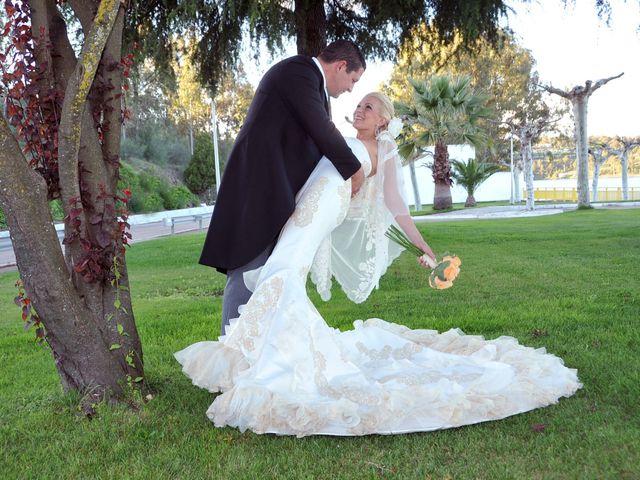 La boda de Ventura y Ana María en Orellana La Vieja, Badajoz 18