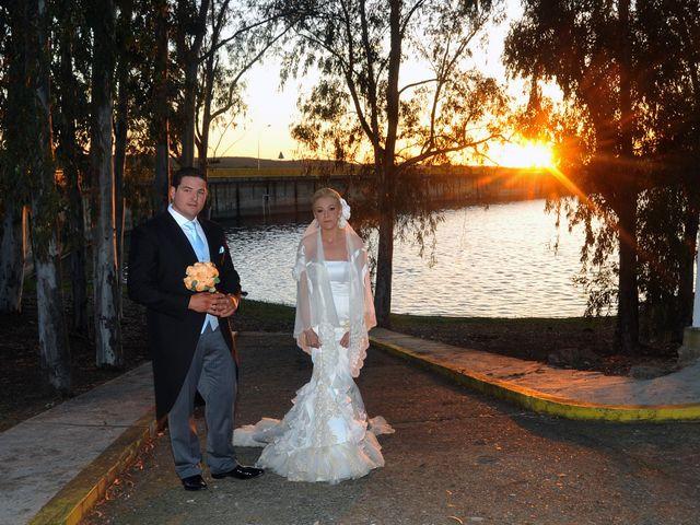 La boda de Ventura y Ana María en Orellana La Vieja, Badajoz 31