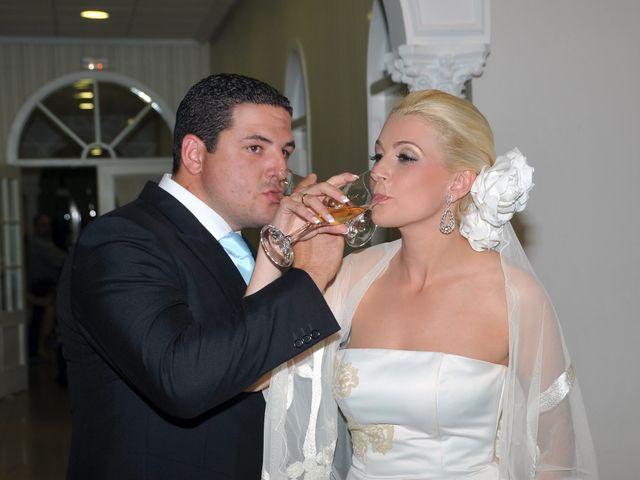 La boda de Ventura y Ana María en Orellana La Vieja, Badajoz 33