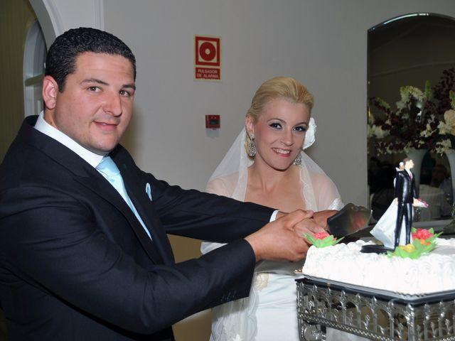 La boda de Ventura y Ana María en Orellana La Vieja, Badajoz 34