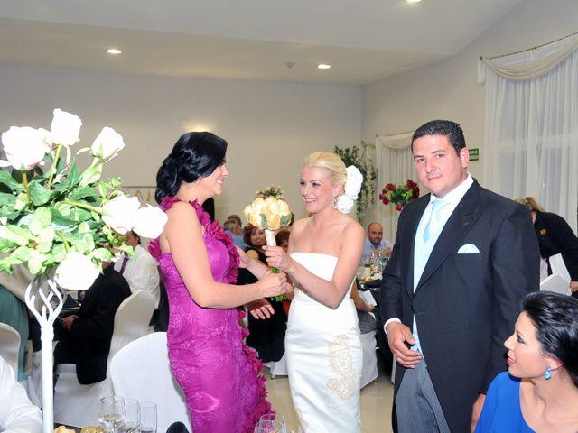 La boda de Ventura y Ana María en Orellana La Vieja, Badajoz 35