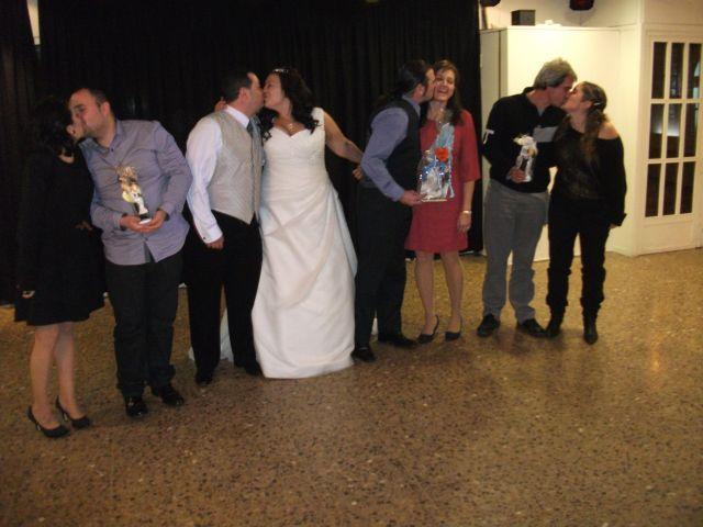 La boda de Margarita y Antonio en L' Hospitalet De Llobregat, Barcelona 7
