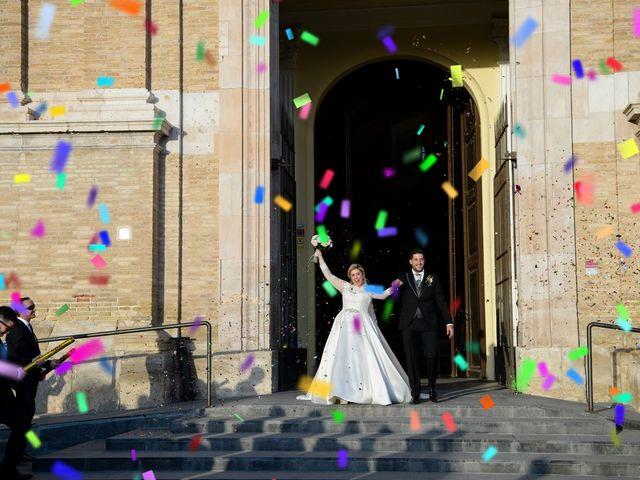 La boda de Alvaro y Laura en Zaragoza, Zaragoza 54