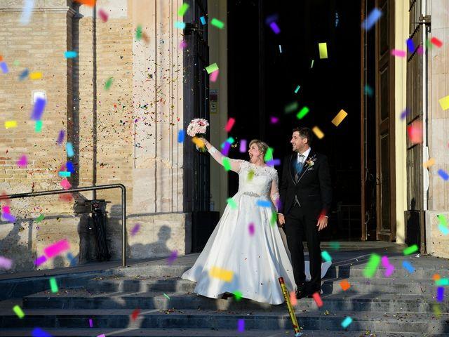La boda de Alvaro y Laura en Zaragoza, Zaragoza 55
