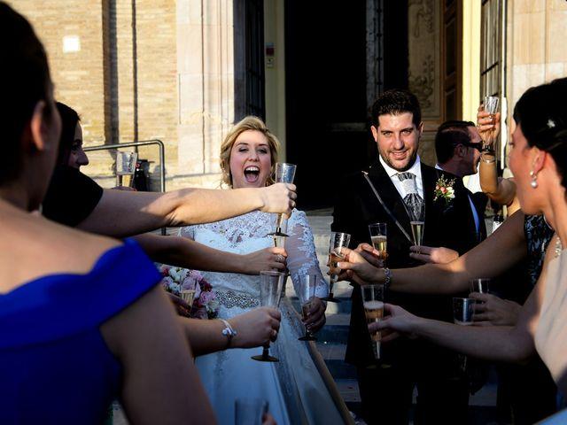 La boda de Alvaro y Laura en Zaragoza, Zaragoza 56
