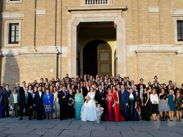 La boda de Alvaro y Laura en Zaragoza, Zaragoza 58