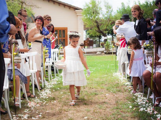 La boda de Jose y Maria en Odena, Barcelona 10
