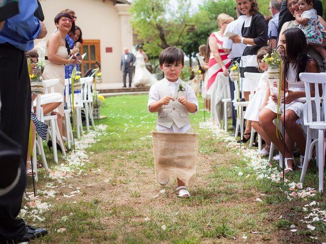La boda de Jose y Maria en Odena, Barcelona 11