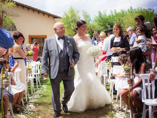 La boda de Jose y Maria en Odena, Barcelona 12