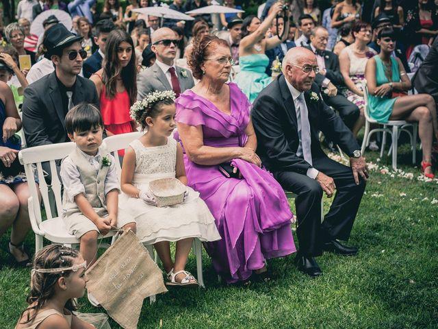 La boda de Jose y Maria en Odena, Barcelona 15