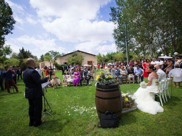 La boda de Jose y Maria en Odena, Barcelona 16