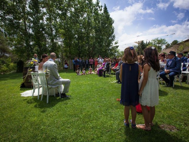 La boda de Jose y Maria en Odena, Barcelona 17