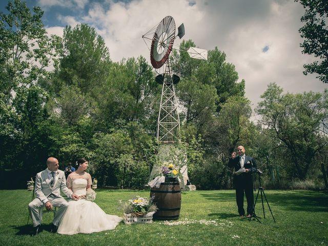 La boda de Jose y Maria en Odena, Barcelona 19