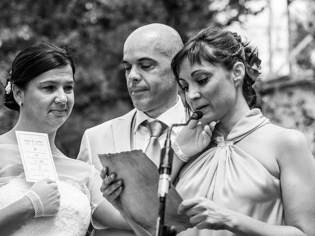 La boda de Jose y Maria en Odena, Barcelona 21