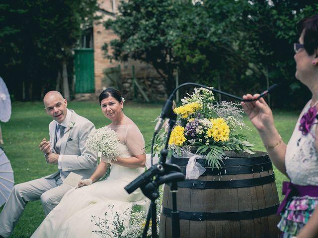 La boda de Jose y Maria en Odena, Barcelona 22