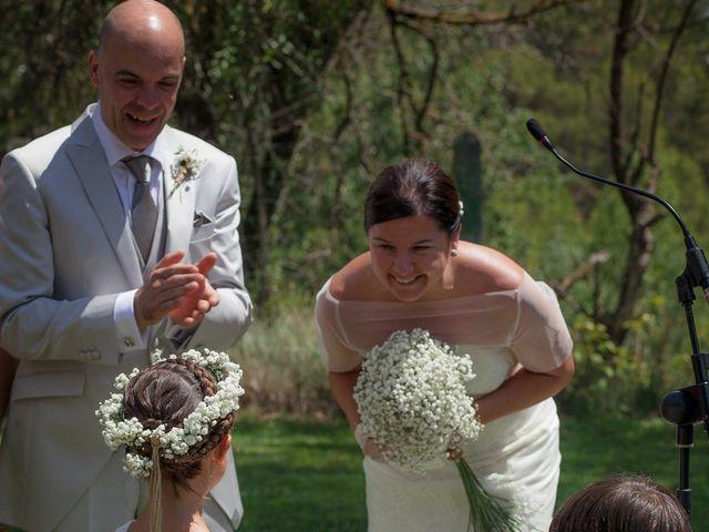 La boda de Jose y Maria en Odena, Barcelona 25