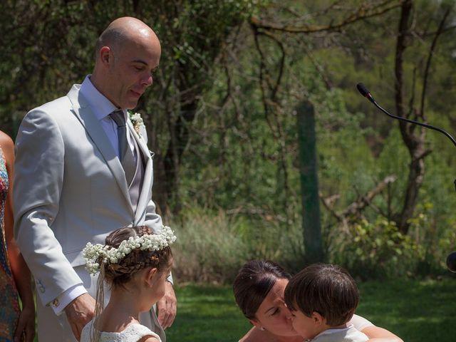 La boda de Jose y Maria en Odena, Barcelona 26