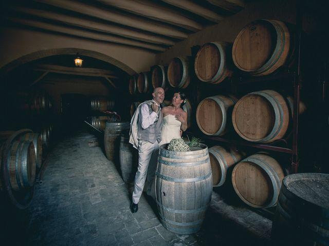 La boda de Jose y Maria en Odena, Barcelona 35